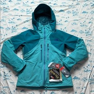 The North Face Womens Powder Guide Jacket GORE TEX